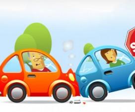 อุบัติเหตุกับประกันรถยนต์.